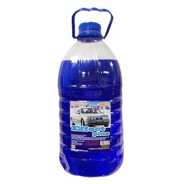 предложение по жидкости стекоомывателя (незамерзайка) 5л   -30 градусов