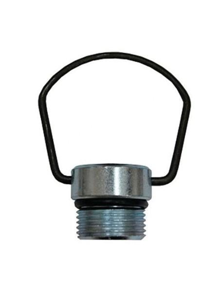 заглушка воронки пеногенератора  металлическая