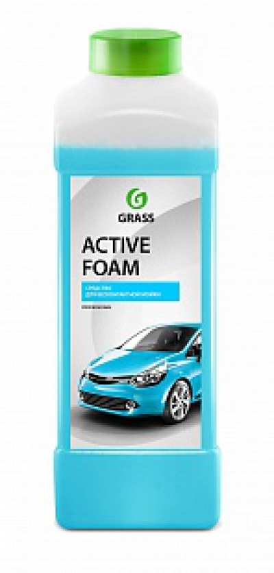 активная пена active foam (канистра 1 л)