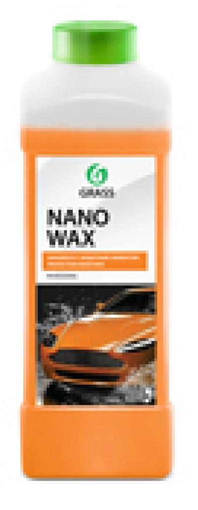 нановоск с защитным эффектом nano wax (канистра 1 л)