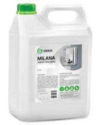 Жидкое крем-мыло Milana жемчужное  (канистра 5 кг)