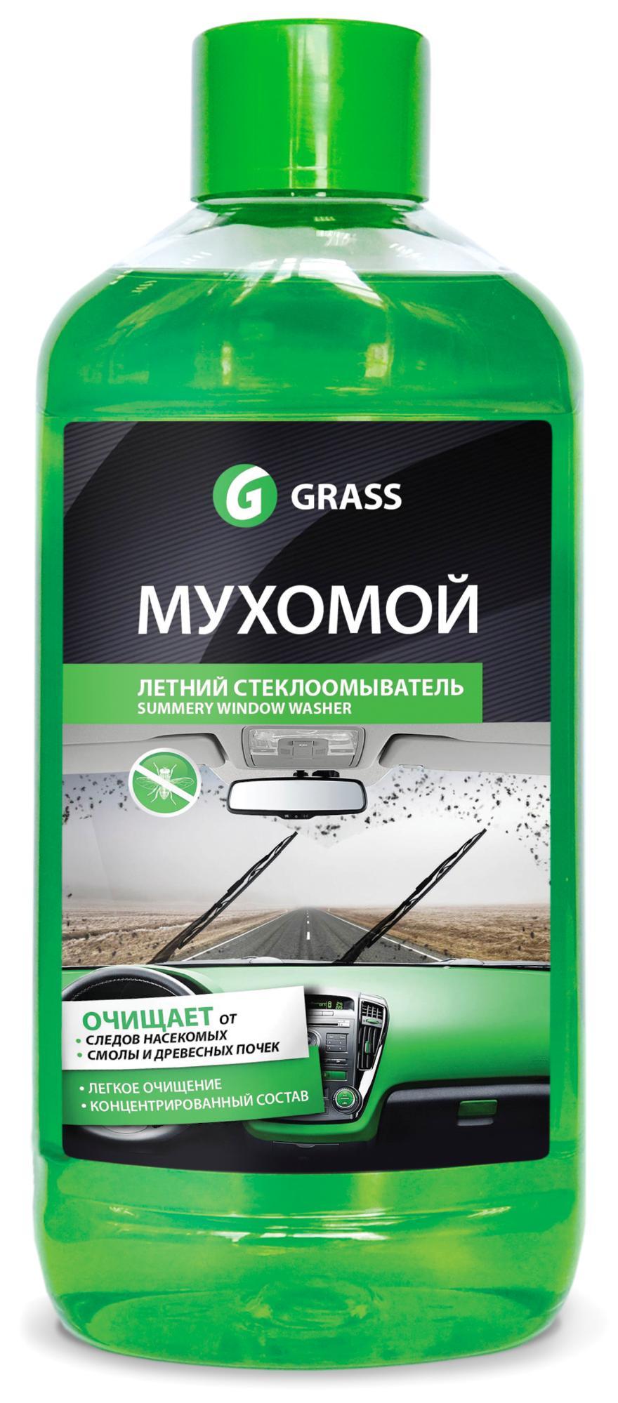 """Концентрат летнего стеклоомывателя """"Мухомой"""" НОВИНКА"""