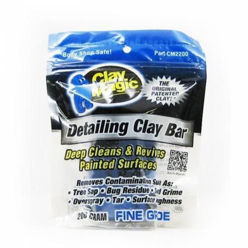 CLAY MAGIC® (BLUE) Глина неабразивная для очищения, 200 гр