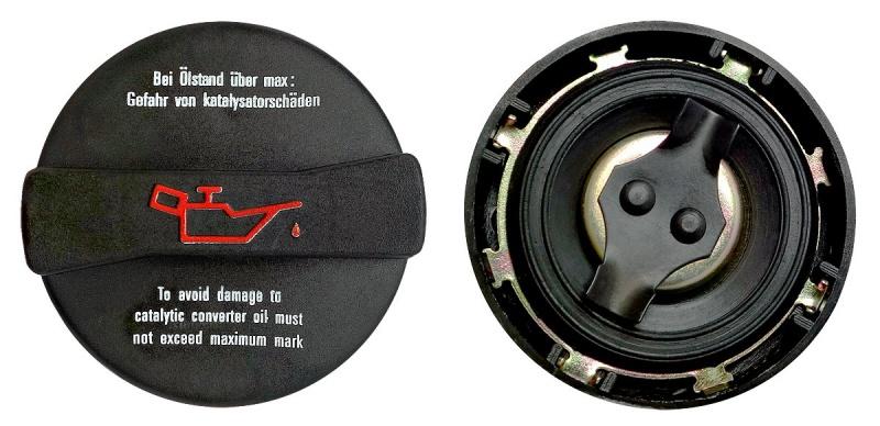 Крышка маслозаливной горловины ВАЗ 2101-2112