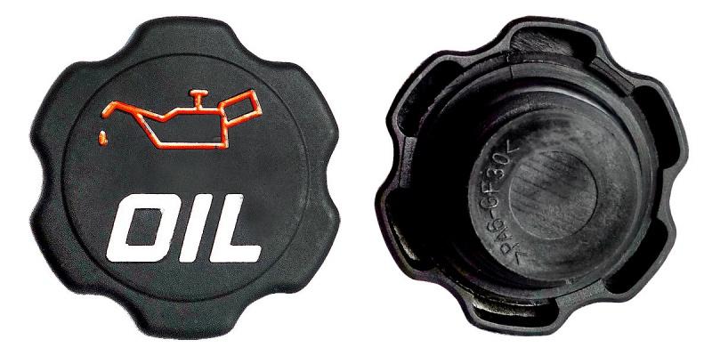 Крышка маслозаливной горловины ВАЗ 2112-2170 с двигателем 1,6
