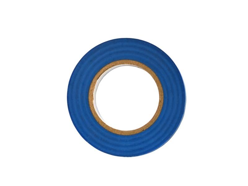 Лента изоляционная ПВХ 18 мм х 20 м, синяя