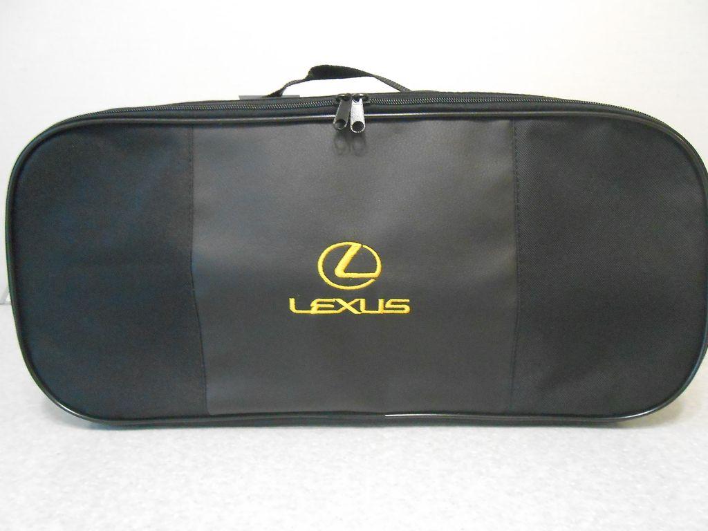 Автосумка аварийный набор LEXUS