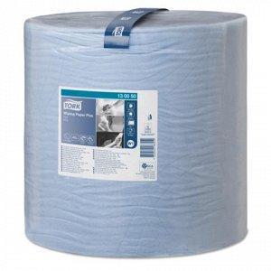 Бумага протирочная TORK» W 320 Blue                   34х36 см          НОВИНКА