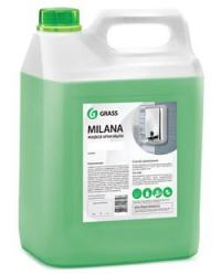 Жидкое крем-мыло Milana спелая черешня  (канистра 5 кг)
