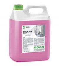 """Жидкое крем-мыло """"Milana"""" fruit bubbles (канистра 5 кг)"""