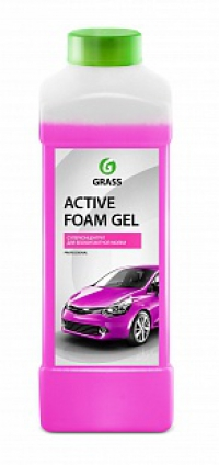 "Активная пена ""Active Foam Gel"" (канистра 1 л)"