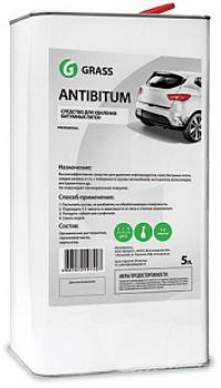 """Очиститель битумных пятен """"Antibitum"""" (канистра 5 кг)"""