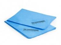 Набор водопоглощающих салфеток AION Professional Chamois, 2 шт., 43х33 см, голубые