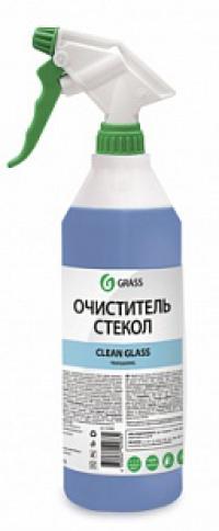 """Очиститель стекол """"Clean Glass"""" professional (с проф. Тригером)"""